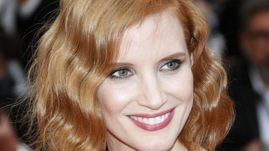 Jessica Chastain in Cannes 2015. Foto: Guillaume Horcajuelo