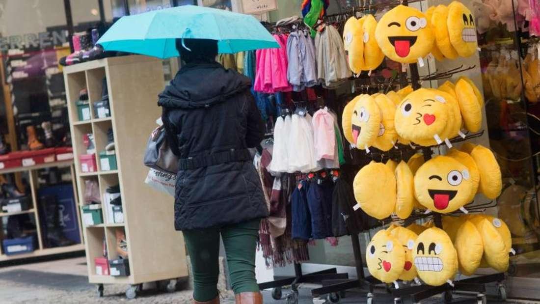 Für jede Stimmung ein passendes Emoji. Foto: Julian Stratenschulte