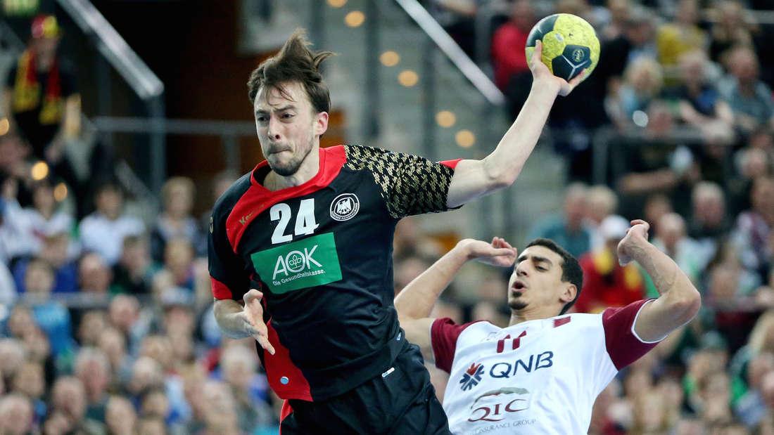Handball Deutschland - Katar