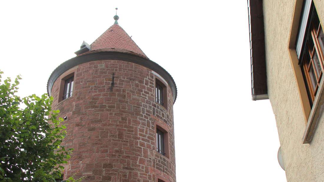Lieblingsplatz Dilsberg vom 11. August