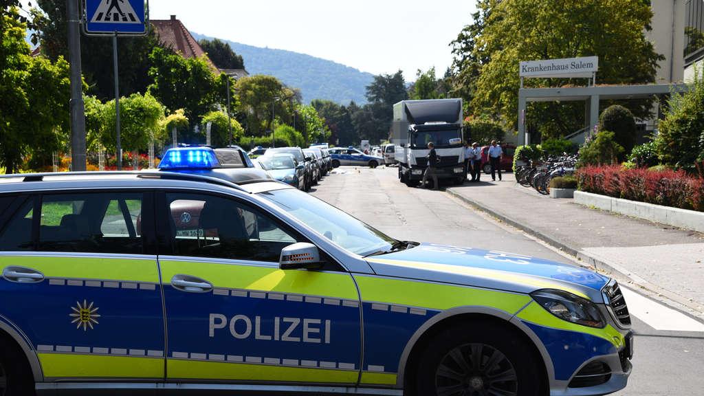 Heidelberg-Handschuhsheim: Fußgänger bei Verkehrsunfall in ...
