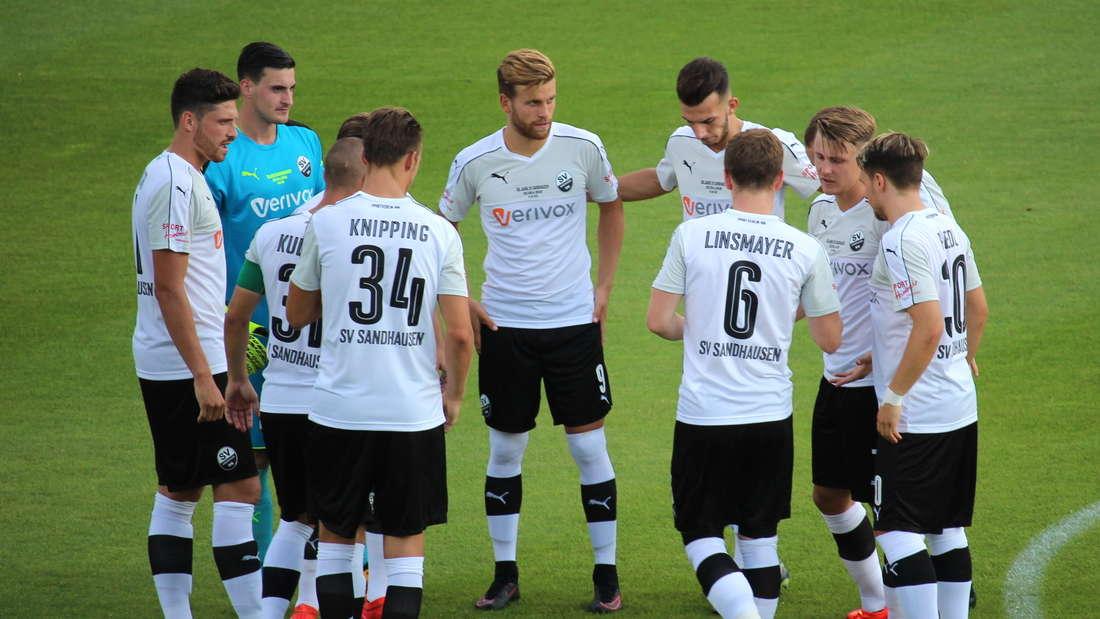 Der SV Sandhausen muss in der ersten Pokalrunde nach Paderborn.