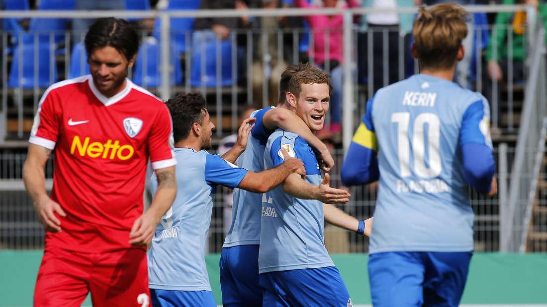 Astoria Walldorf - VfL Bochum