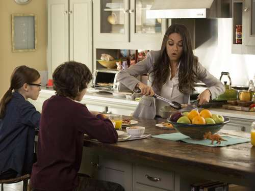 "Mila Kunis haut in ""Bad Moms"" als Mutter auf die Pauke"