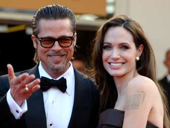 2014 heirateten Brad Pitt and Angelina Jolie.