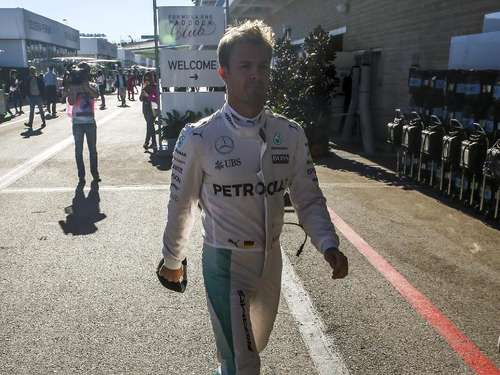 Mercedes-Teamchef Wolff: Rosberg in schwieriger Situation