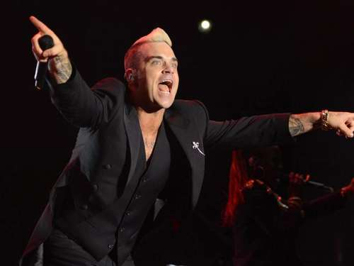 "Robbie Williams: ""Niemand macht Party wie die Russen"""