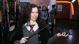 Hogwarts in Mannheim: 350 Harry-Potter-Fans im CinemaxX!