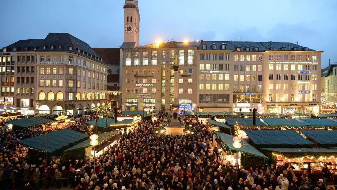 Münchner Christkindlmarkt