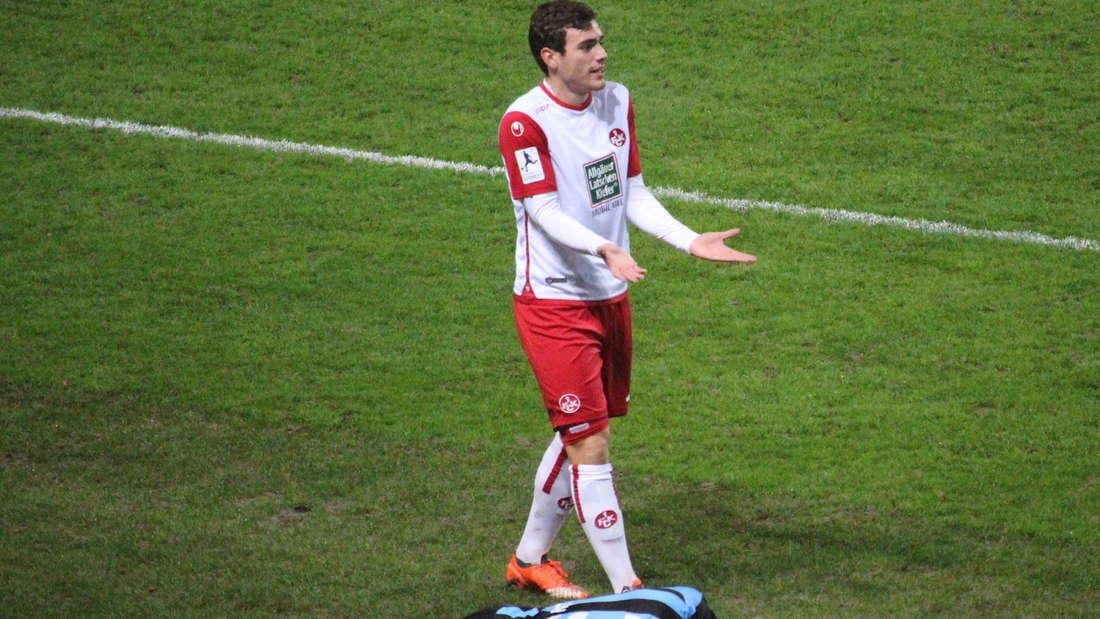 SV Waldhof gegen 1. FC Kaiserslautern II.