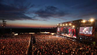 "Musik-Sensation! ""Rock am Ring"" wieder am Nürburgring"
