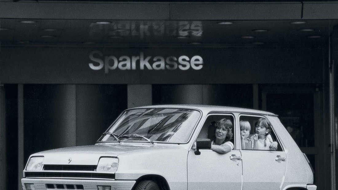 Renault 5 (1972).
