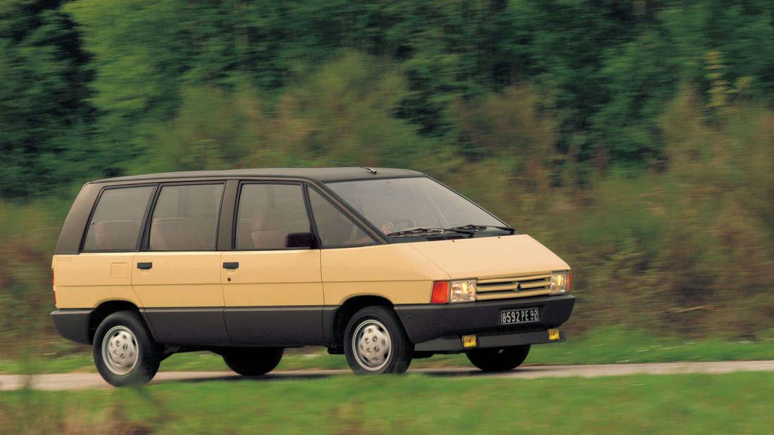 Renault Espace 1984.