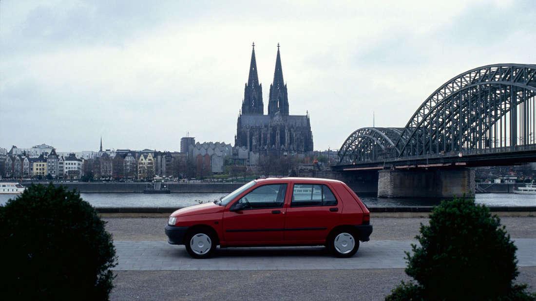 Renault Clio 1991.