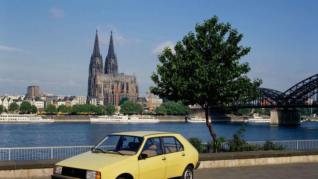 Renault 14 Baujahr 1981.
