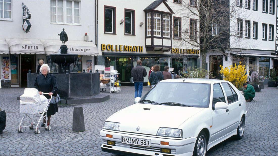 Renault 19 (1991).