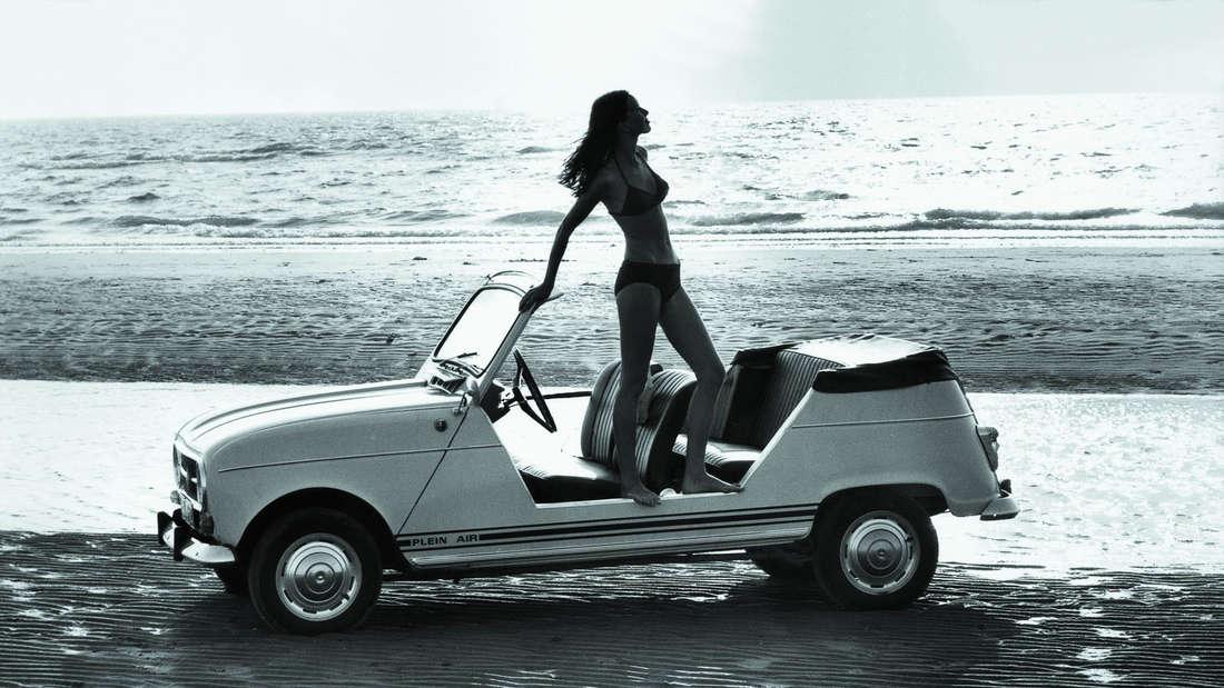 Renault 4 (1969).