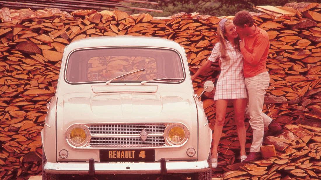 Renault 4 (1973).
