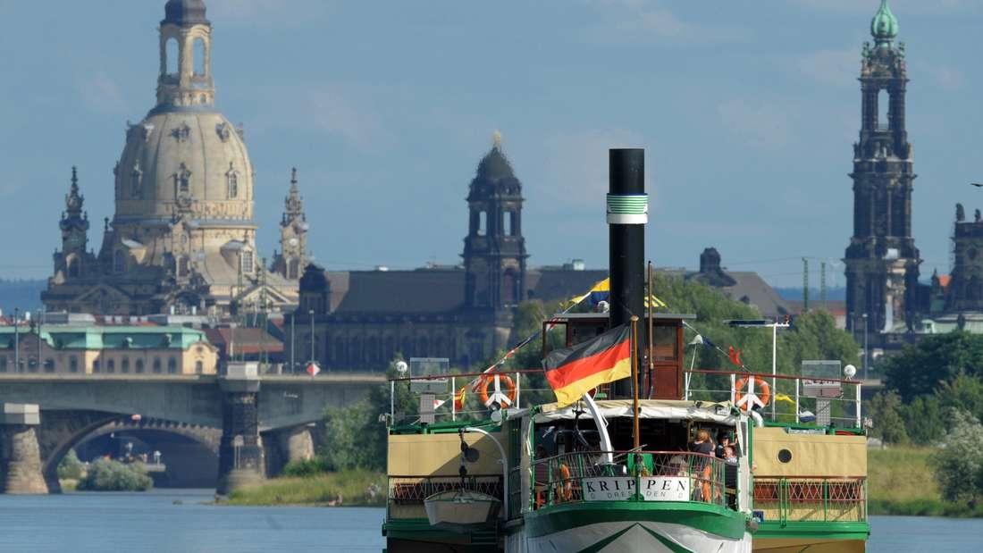 Dresden galt als beliebtestes Reiseziel der Deutschen 2016 - und konnte damit sogar Dauerbrenner wieBerlin oder Hamburg abhängen.