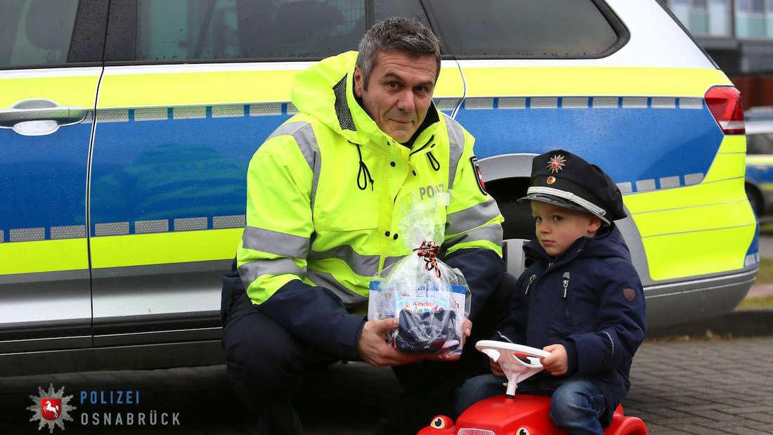 Der Eigentümer des roten Bobby Cars hat sich bei der Osnabrücker Polizei gemeldet.