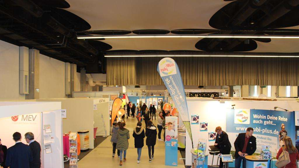 Jobs for Future in der Maimarkthalle vom 16 bis 18 Februar