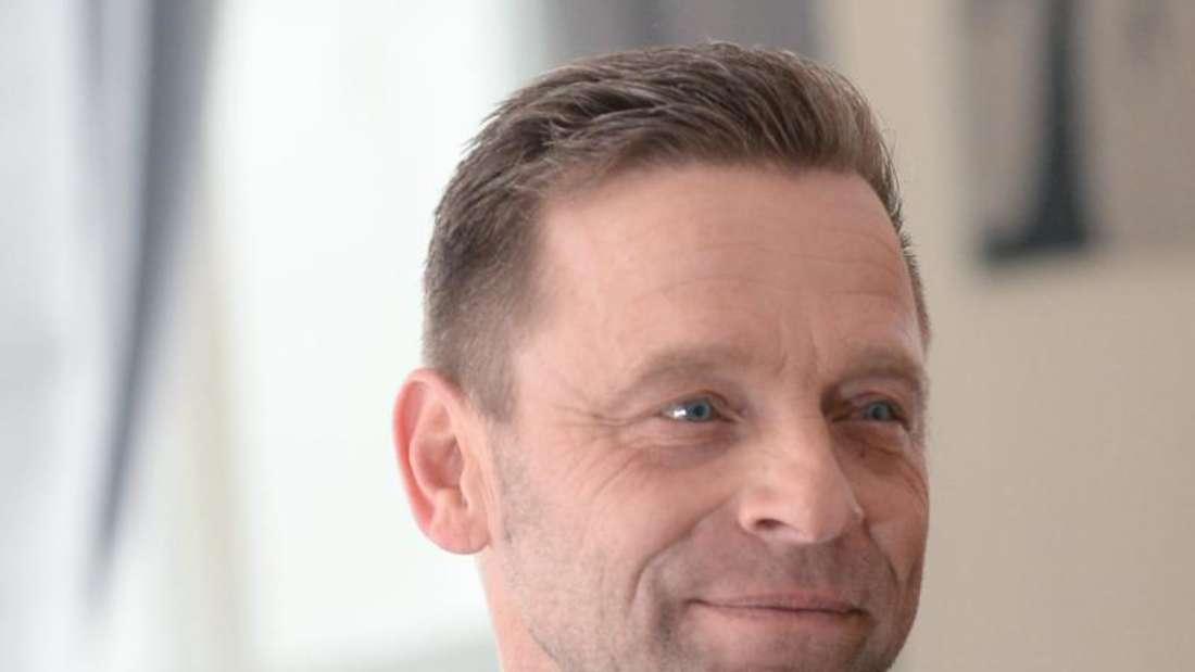 Ex-Fußballer Thomas Häßler könnte Dschungelkönig werden. Foto: Ralf Hirschberger