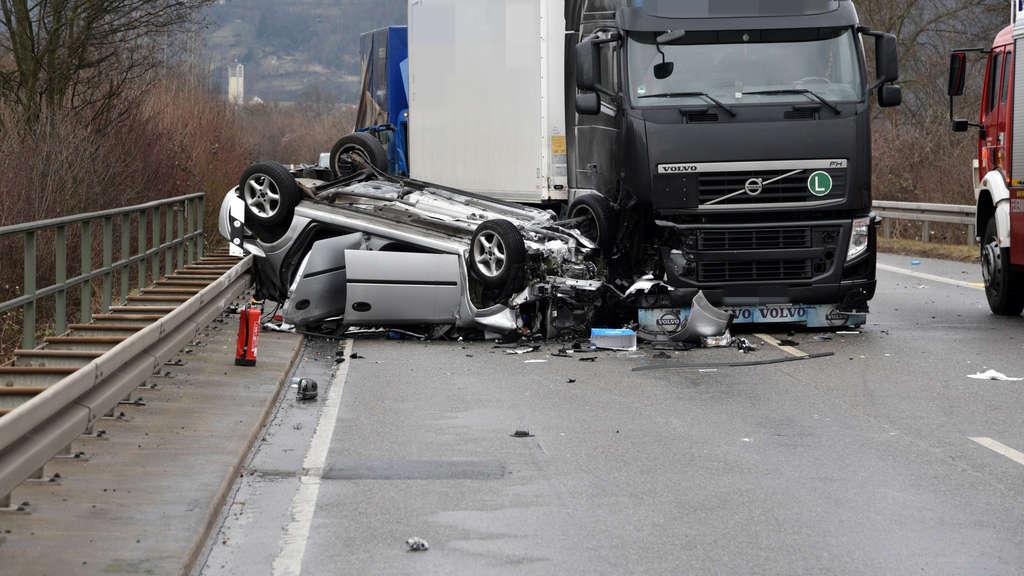 Unfall Weinheim Heute