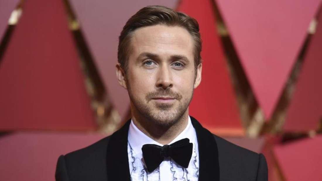 Ryan Gosling bei den Oscars 2017. Foto: Richard Shotwell