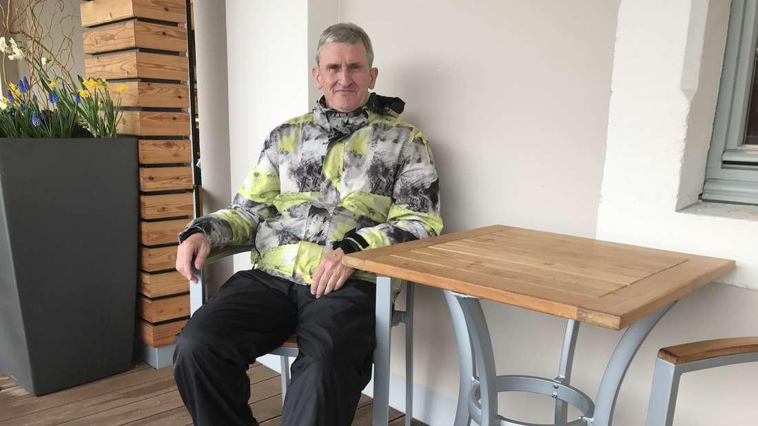Hermann Krämer will Menschen mit Tourette-Syndrom helfen und aufklären.