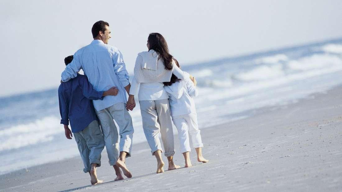 Wer Familie hat, möchte im Urlaub auf der sicheren Seite sein und einen entspannten Urlaub verbringen.