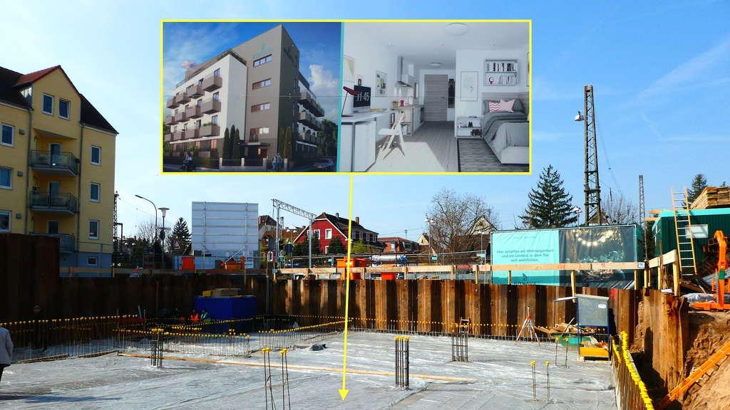 heidelberg rohrbach grundsteinlegung f r. Black Bedroom Furniture Sets. Home Design Ideas