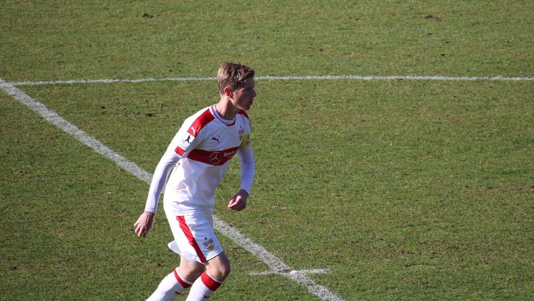 SV Waldhof gewinnt beim VfB Stuttgart II.