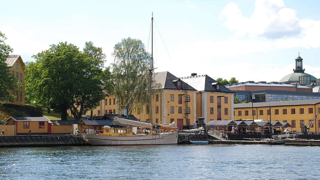 Wasser ist das Element, das Stockholm auszeichnet.