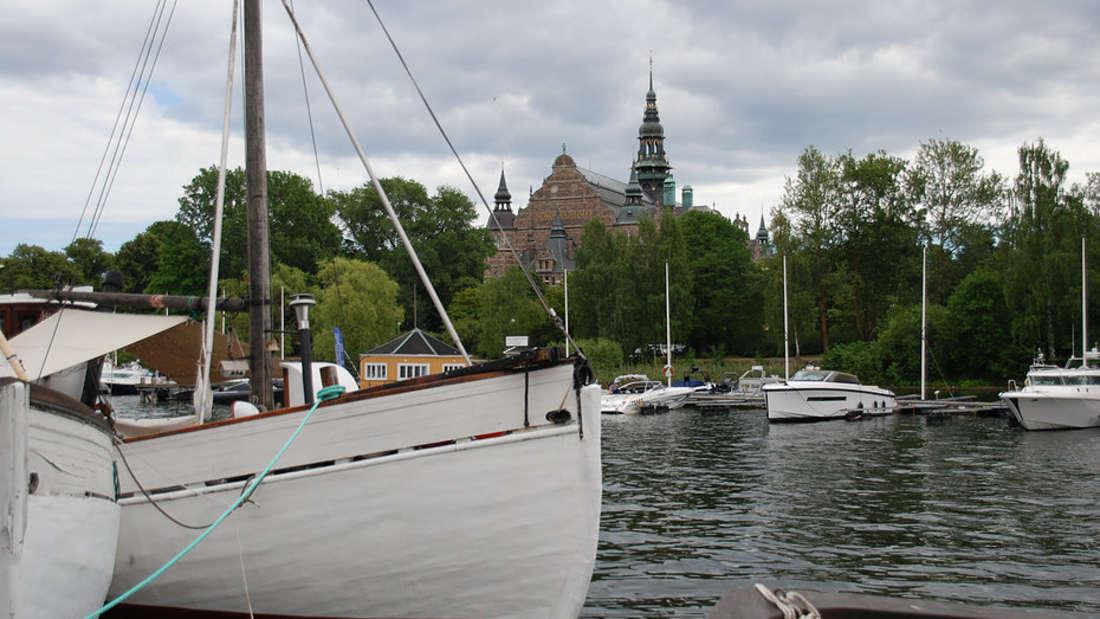 """Stockholm nennt sich auch scherzhaft die """"Hauptstadt Skandinaviens""""."""