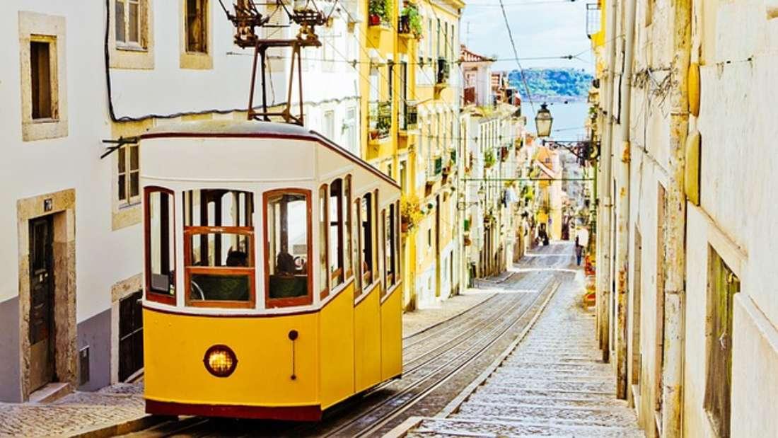 Traumstadt Lissabon: Wer einmal Portugals Hauptstadt gesehen hat, möchte immer wieder dorthin zurück.