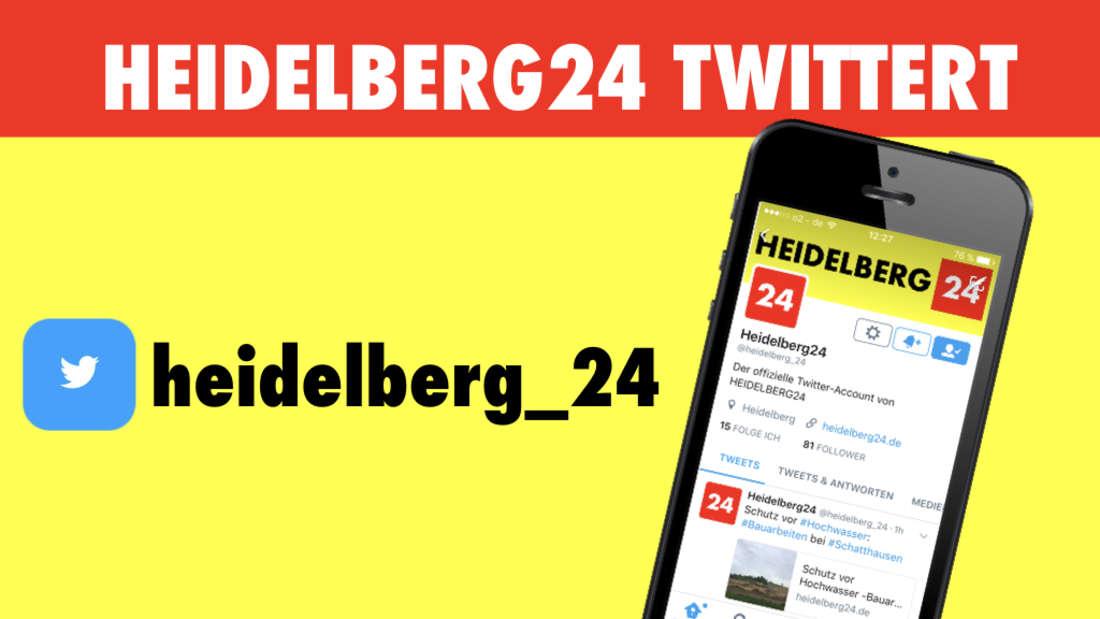 Heidelberg24 testet ab sofort Twitter