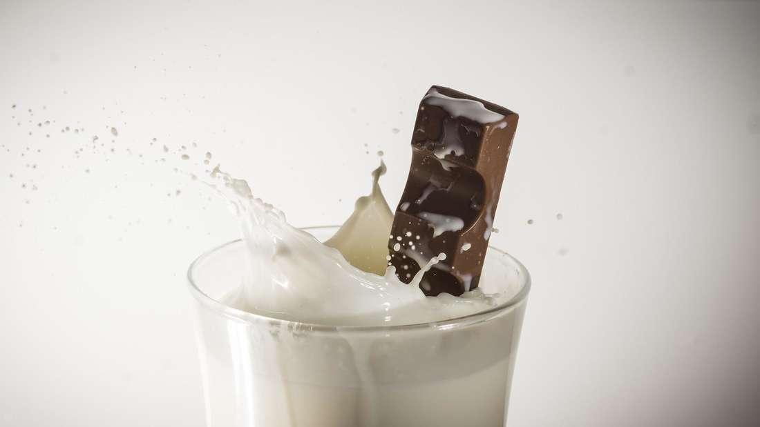 Der Kinder-Riegel liegt mit seiner Mischung aus Milch und Schokolade auf Platz 10 der beliebtesten Schokoriegel in Deutschland.