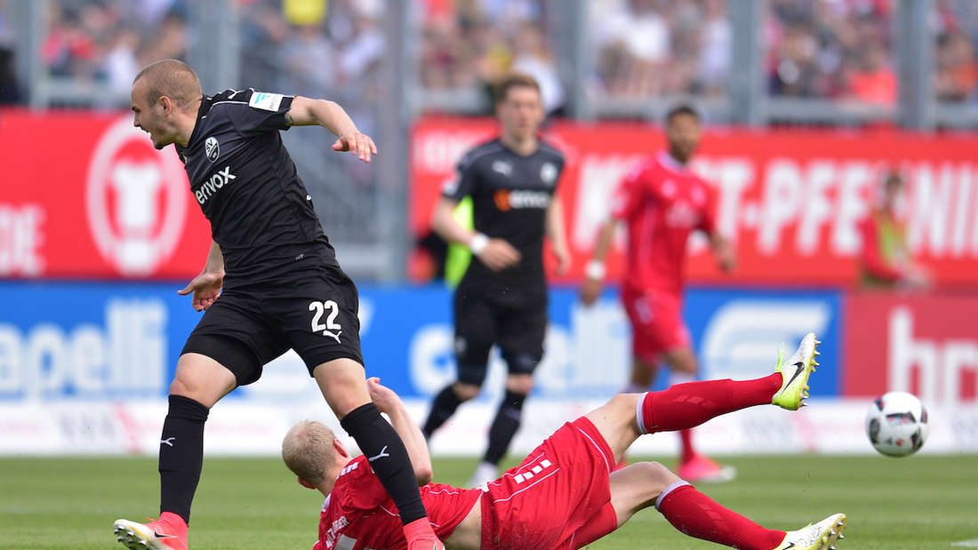 Würzburger Kickers - SV Sandhausen