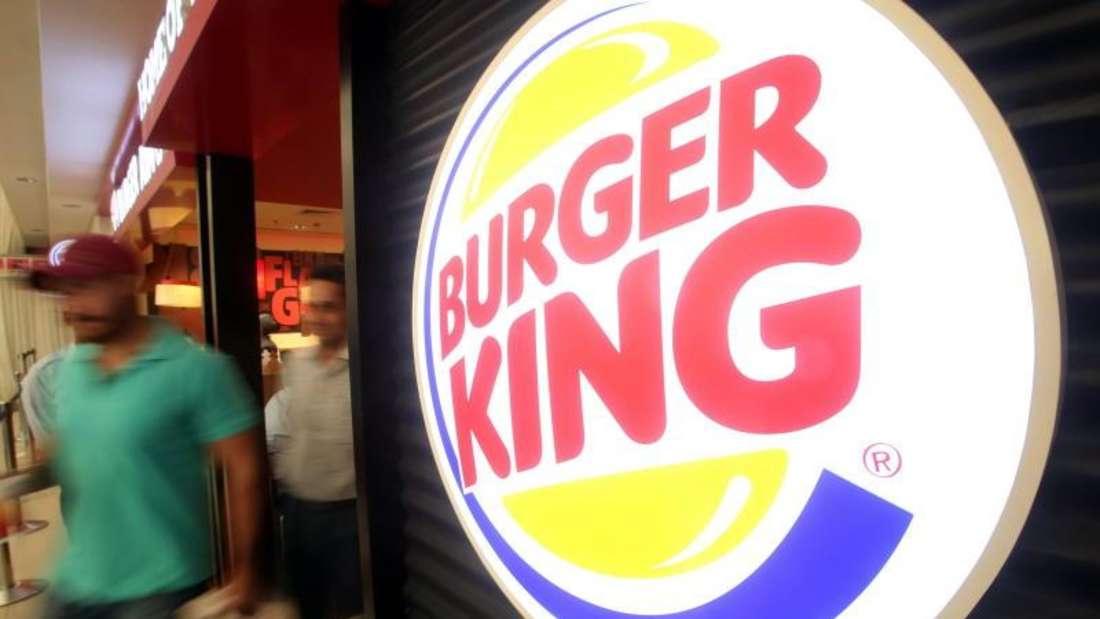 Platz 5: Burger King (rund 15.700 Filialen)