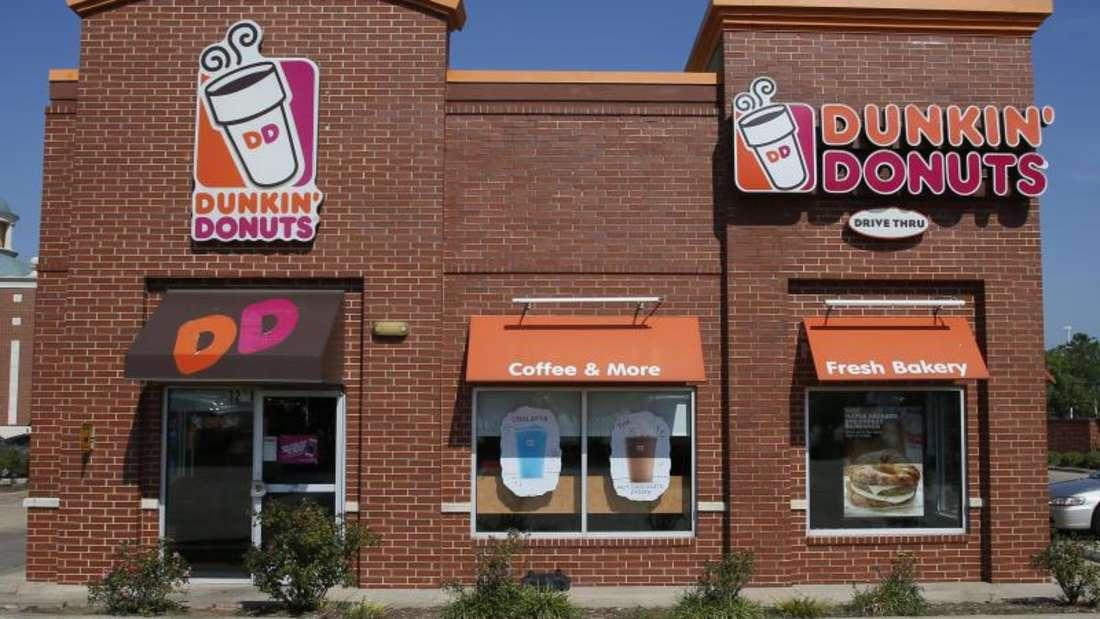 Platz : Dunkin' Donuts (rund 12.200 Filialen)