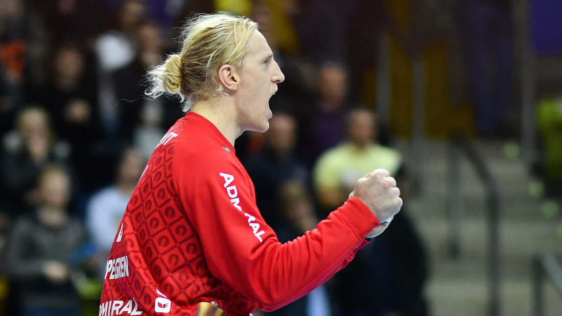 Löwen-Keeper Mikael Appelgren will gegen Stuttgart zwei Punkte einfahren.