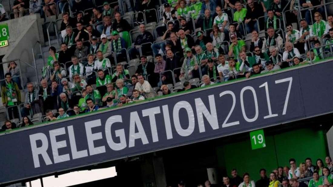 Der VfL Wolfsburg muss im Relegations-Rückspiel bei Eintracht Braunschweig antreten. Foto: Peter Steffen