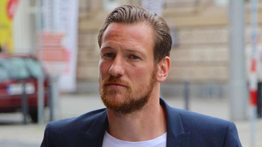 Michael Fink spielt seit 2015 beim SV Waldhof. (Archiv).
