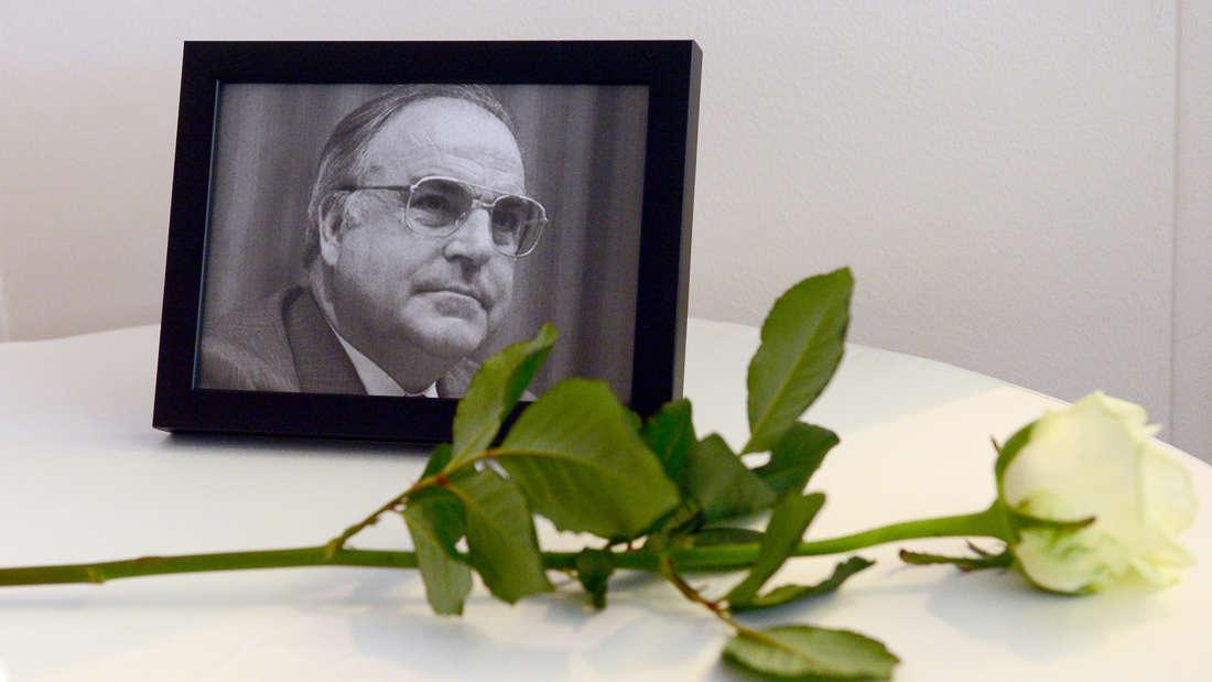 Ludwigshafen trauert um Altkanzler Helmut Kohl