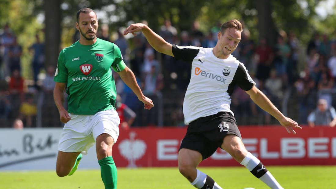 Schweinfurt 05 - SV Sandhausen