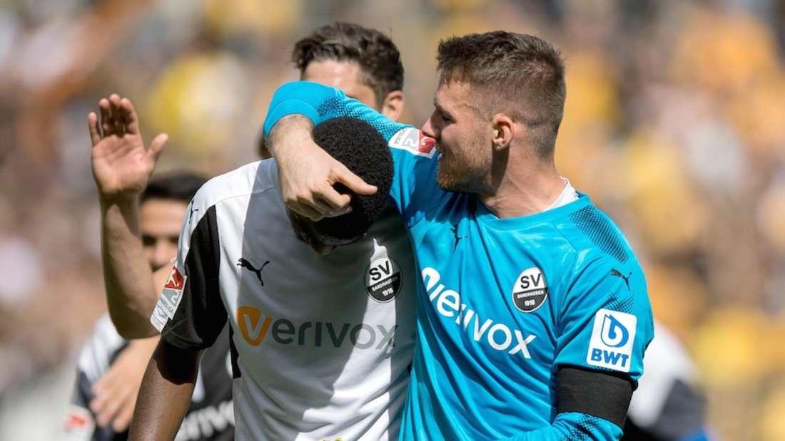 SG Dynamo Dresden - SV Sandhausen 0:4
