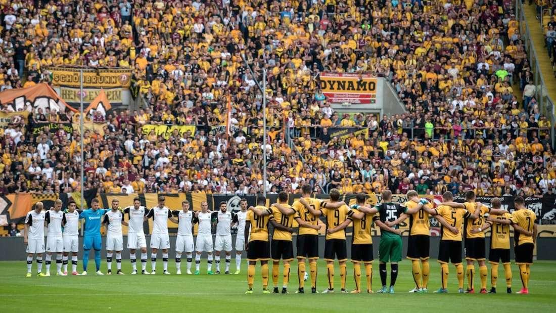 SG Dynamo Dresden - SV Sandhausen