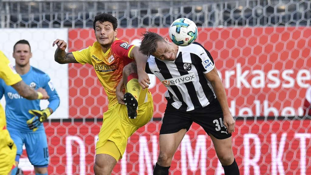 Live Ticker 2 Bundesliga 7 Spieltag Sv Sandhausen Gegen 1 Fc