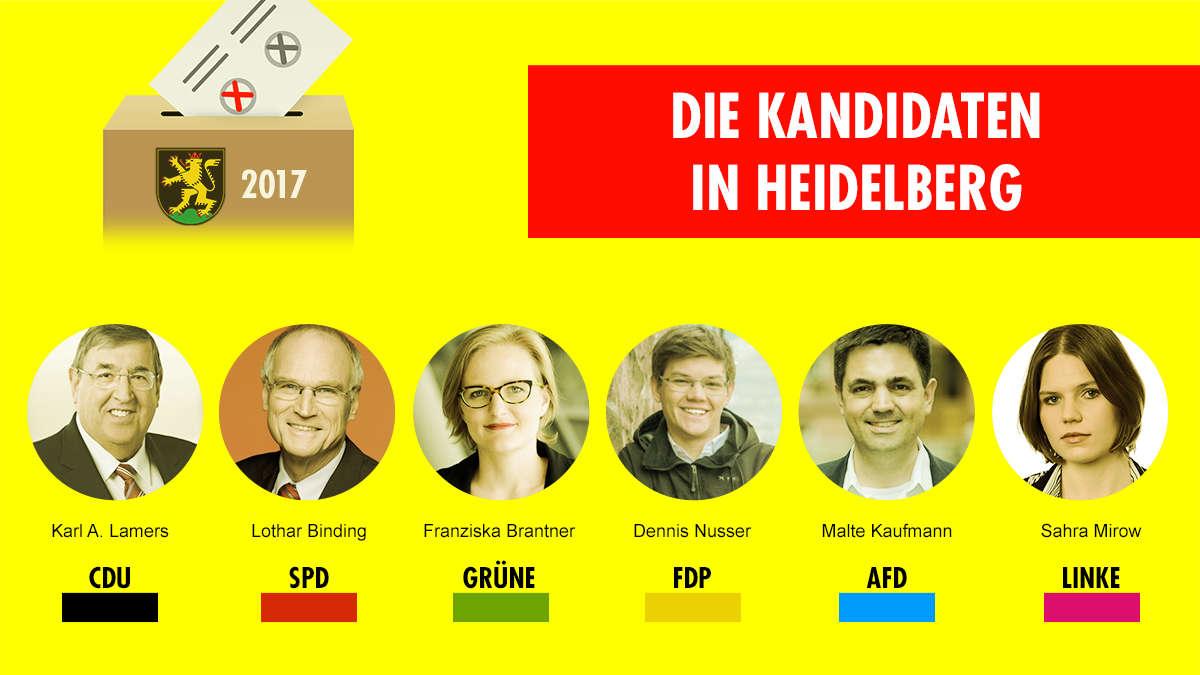 Kandidaten Wahlkreis