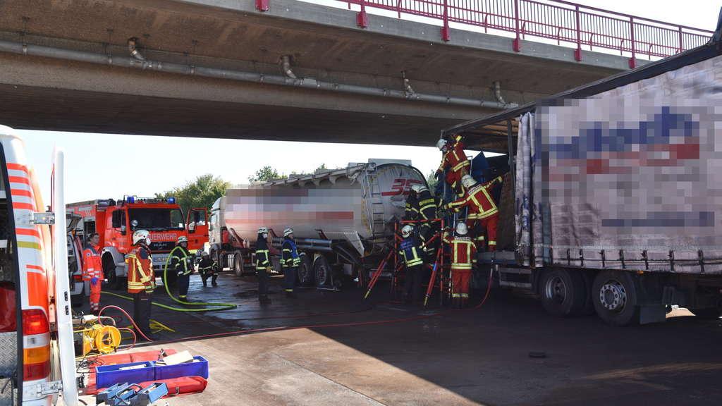 Unfall Walldorf Heute